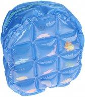 Toi-toys Opblaasbare Rugzak 10 Liter Blauw