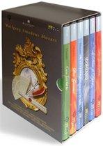 Wolfgang Amadeus Mozart: Don Giovanni; Le Nozze di Figaro; Cosi fan tutte; Die Zauberflote; Idomeneo