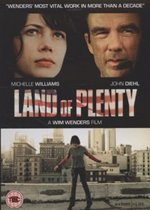Land Of Plenty (dvd)
