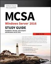 MCSA Windows Server 2016 Study Guide