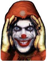 Haza Original Raamdecoratie Scary Peeper 40 Cm Clown Cling