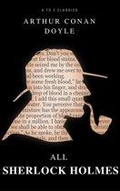 All Sherlock Holmes in one book