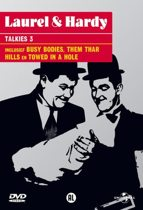 Laurel & Hardy - Talkies 3 (2DVD)