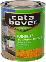 Cetabever Transparante Tuinbeits - 0,75 liter - Grenen