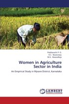 Women in Agriculture Sector in India