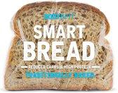 Body & Fit Food Smart Brood - Eiwitrijk & Vezelrijk - Minder koolhydraten - 1 stuk (400 gram)