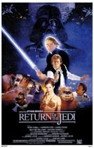 Star Wars 6-VI-Return of the Jedi-film-poster-61x91.5cm.