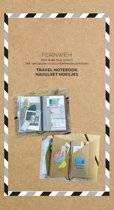 Fernweh Travel Notebook Pockets
