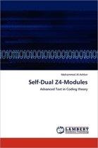 Self-Dual Z4-Modules