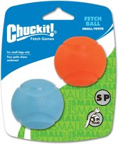 Chuckit Fetch Ball Small 2-Pack
