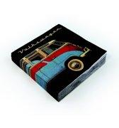 Brisa Set van 20 servetten Volkswagen -VW T1 Samba/Beetle papieren servetten