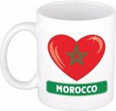 Hartje Marokko mok / beker 300 ml