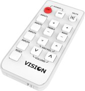 VISION Remote TC2-AMP4/AV-1700/SP-1400P