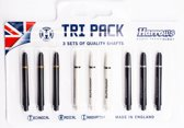 TRI PACK SUPERGRIP MEDIUM - cl//bl//cl