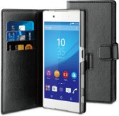 BeHello Sony Xperia Z5 Wallet Case Zwart