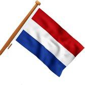 Nederlandse vlag 70x100 cm. Vlag Nederland. Top kwaliteit!