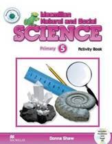 Macmillan Natural and Social Science 5 Activity Book Pack