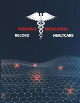 Personal Medication Healthcare Record