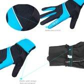 Water & Windproof Thermische Touchscreen Handschoenen I Rood I Maat M
