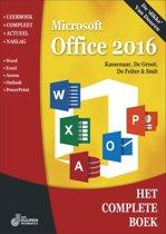 Het complete boek - Het Complete Boek Office 2016