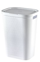 Curver Infinity Dots Wasbox - 60 l - Wit