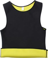 Wonderbaarlijk bol.com | Saunafit thermisch afslank shirt - maat M/L - op een QL-12