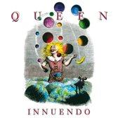 CD cover van Innuendo (2011 Remaster) van Queen