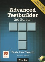 Advanced Testbuilder CAE 3rd Edition Student's Book with Key Pack
