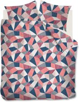 Beddinghouse Thoms - Dekbedovertrek - Lits-jumeaux - 240x200/220 cm - Rood