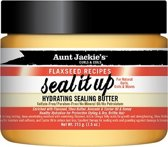 Aunt Jackie's Curls & Coils Flaxseed Recipes Seal It Up Hydrating Sealing Butter 213 gr