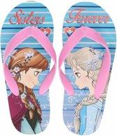Frozen teenslippers Anna en Elsa Sisters Forever voor meisjes 31/32 (4-6 jaar)