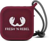 Fresh 'n Rebel Rockbox Pebble - Draadloze Bluetooth speaker - Rood