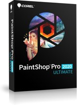 Corel PaintShop Pro 2020 Ultimate - Nederlands/ En