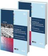 Grundlagen der Straßenverkehrstechnik und der Verkehrsplanung. 2 Bände im Kombi-Paket