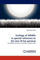 Ecology of Wildife in Special Reference to Gir Lion (P.Leo Persica)