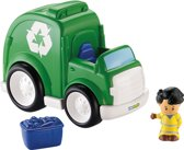 Fisher Price Little People Recycle Truck Speelgoedvoertuig