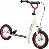 2Cycle Wit/Roze met Luchtbanden 12 inch (1557) - Step