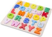 New Classic Toys - Alfabet Puzzel