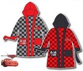Cars badjas rood maat 104 - 4 jaar