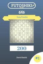 Futoshiki Puzzles - 200 Easy Puzzles 6x6 Vol.1