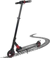 Afbeelding van Elektrische Step Electric Scooter, Opvouwbaar, Lichtgewicht, Aanpasbare Hoogte met Twee Wielen voor Kinderen en Volwassenen - Rood speelgoed