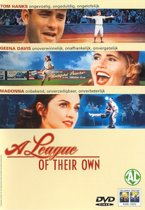 DVD cover van League Of Their Own