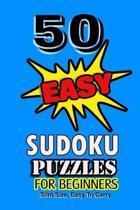 50 Easy Sudoku Puzzles