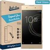 Just in Case Tempered Glass Sony Xperia XA1 Plus Protector - Arc Edges