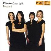 Mozart: String Quartet In A Maj