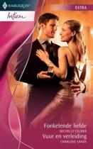 Fonkelende liefde / Vuur en verleiding - Intiem Extra, 2-in-1, 269