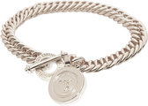 TOV Essentials Mini Mermaid Bracelet - Armband - Zilverkleurig - 19 cm