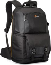 Lowepro Fastpack BP 250 AW II |  camerarugzak inclusief All-Weather regenhoes