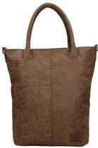 Enrico Benetti shopper brown