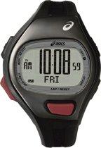 Asics Running Watch Keep Your Pace - 45 mm - Zwart
